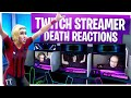 KILLING FORTNITE TWITCH STREAMERS with REACTIONS! - Fortnite Funny Salty Moments ep10
