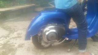 Setting Karbulator Standart Vespa Super 150