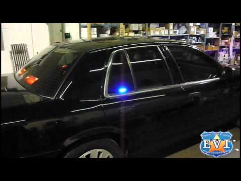 Undercover 2010 Ford Crown Vic Evi Built Youtube