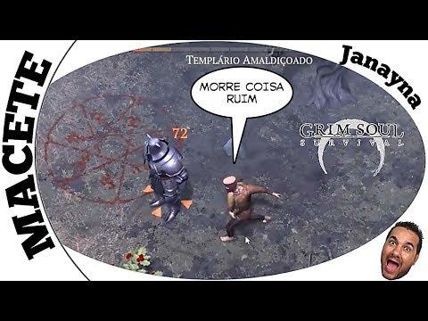 TRUQUE PARA MATAR O TEMPLÁRIO AMALDIÇOADO - Grim Soul Dark Fantasy Survival