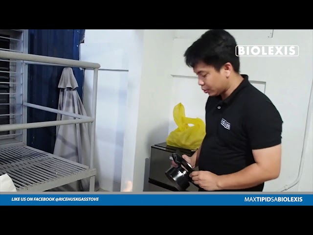 Save Cooking Fuel costs Biolexis 12D Special