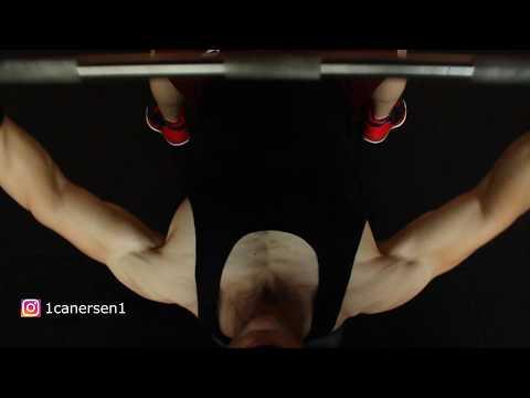 Göğüs ve arka kol büyütmek için örnek program