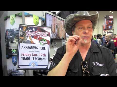 What if Ted Nugent were president? The Nuge explains