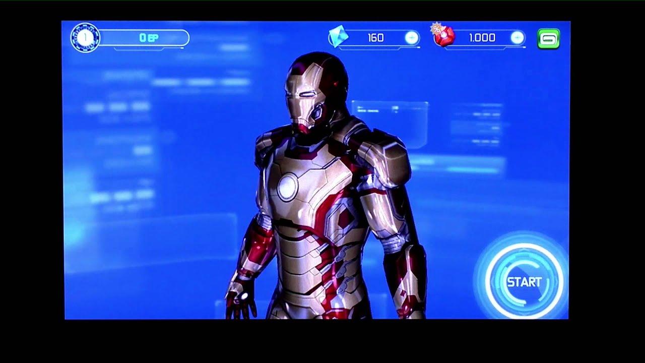 Iron Man 3 Offizielles Spiel