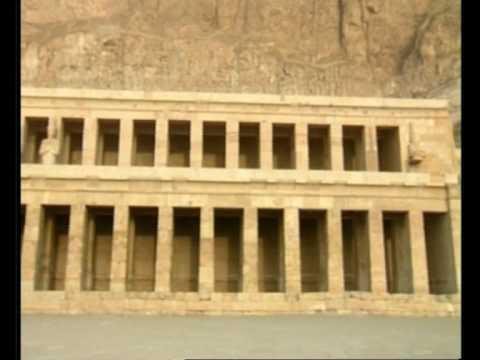 Deir el Bahari - Il tempio di Hatshepsut