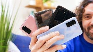 Samsung Galaxy S20 Ultra - první pocity a dojmy [4K]
