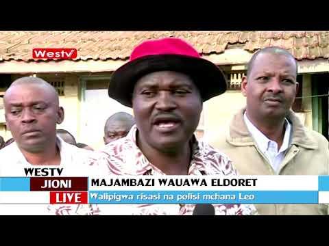 Majambazi wawili sugu wauwa mjini Eldoret