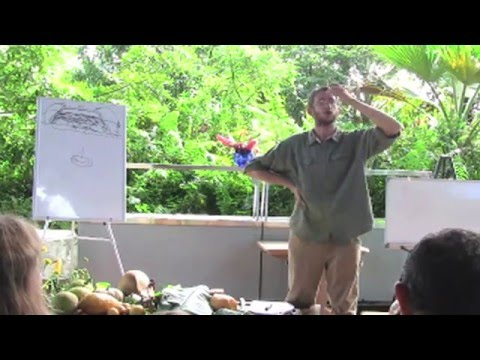 Kalani Permaculture: 100 Edible Tropical Plants with Wade Bauer 2 of 4