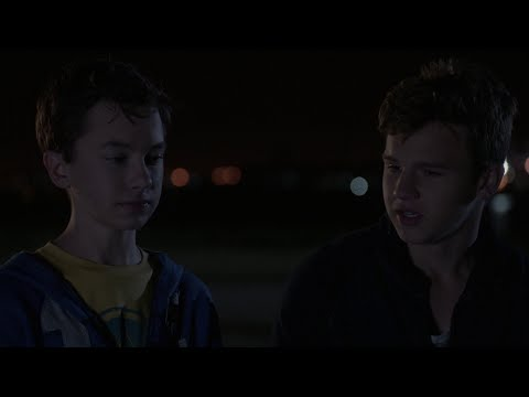 The Fosters - You're Not Gay? (Jude And Connor)
