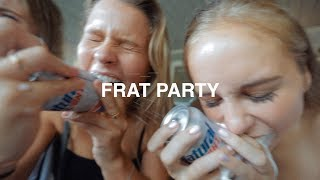 I WENT TO A FRAT PARTY AND THIS IS WHAT HAPPENED!!! - EPISODE 41