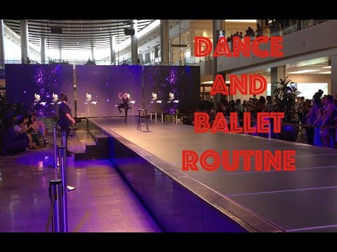 Dance and Ballet Routine