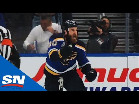 Ryan O'Reilly Scores Wraparound Just 43 Seconds Into Game 4 Against Bruins