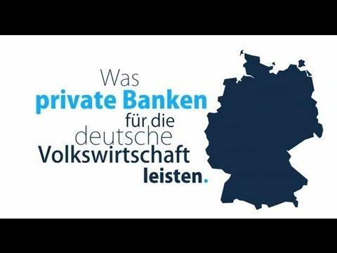 Private Banken und die deutsche Volkswirtschaft