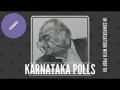 Prof R Vaidyanathan (RV) on Karnataka Polls, State Flag and more