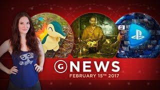Major Pokemon Go Update & PlayStation Now Drops Most Platforms! - GS Daily News