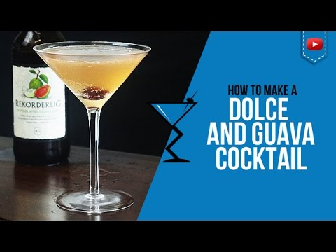 Dolce and guava cocktail how to make a dolce and guava for 7 and 7 drink recipe