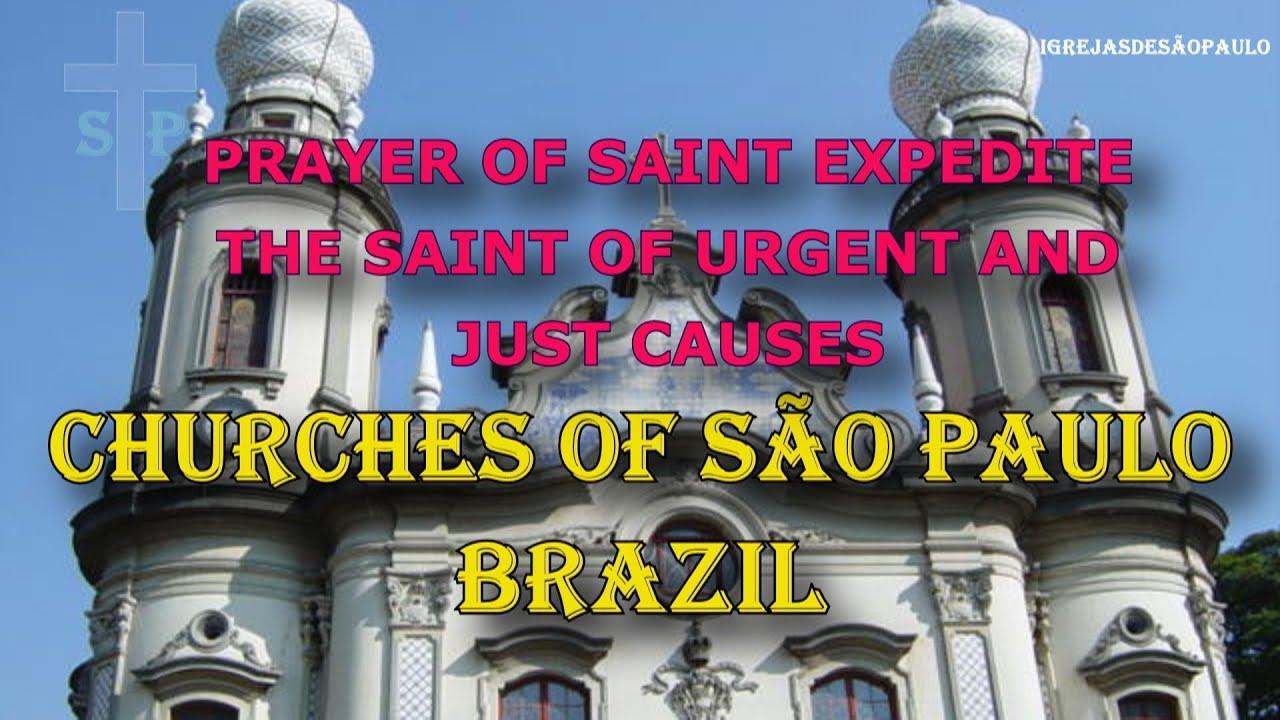 Saint Expedite:Patron saint for Urgent Matters & Against Procrastination