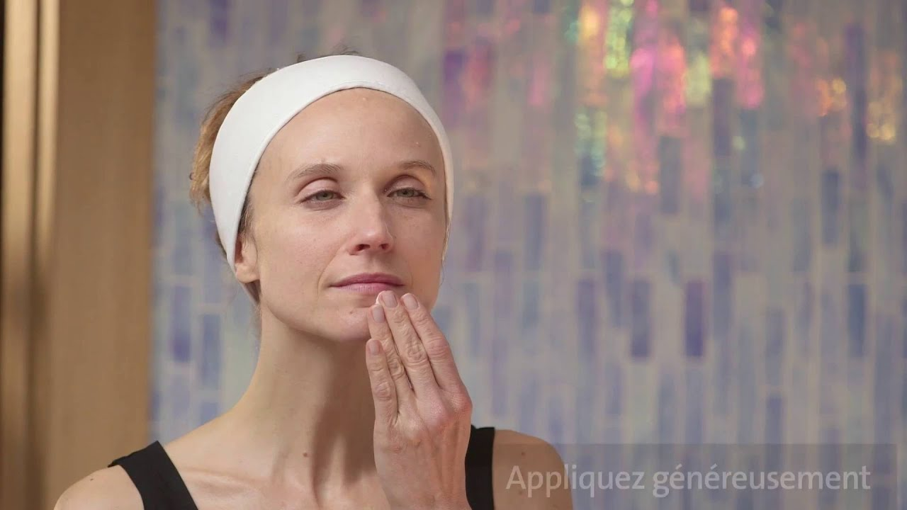 Tuto soin Anti-âge global : Excellence Code Masque