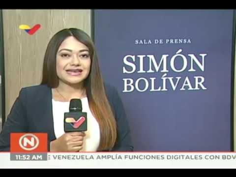 Rueda de prensa de Jorge Rodríguez sobre Oswaldo García Palomo y confesiones