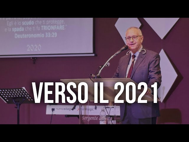 Messaggio di fine anno 2020 | Past. Samuele Pellerito
