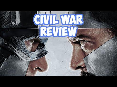 CIVIL WAR Captain America REVIEW INDONESIA [ez talk]