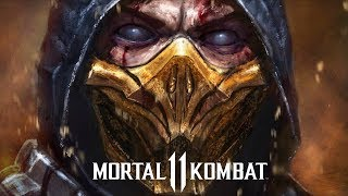 MORTAL KOMBAT 11 GAMEPLAY, SCORPION & KLASSIC TOWER (MK11)