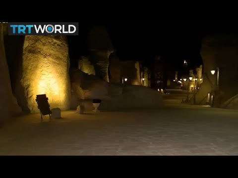 Saudi Tourism: Ancient caves network opened for tourism