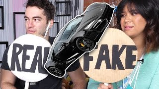 Are These Cars REAL OR FAKE? thumbnail