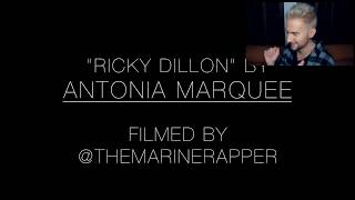R-I-C-K-Y 'Ricky Dillon' by Antonia Marquee