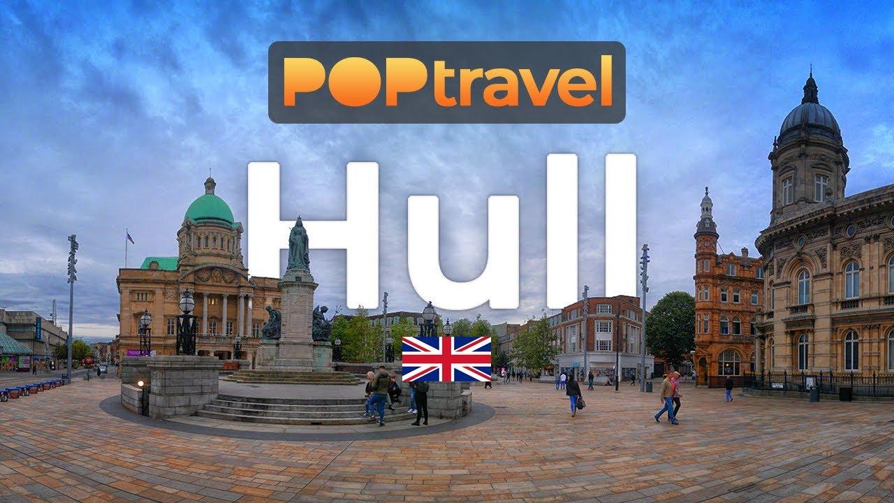 Download Walking in HULL / UK 🇬🇧- 4K 60fps (UHD)
