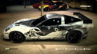 Need For Speed 2015 PC (4K) Custom Wraps