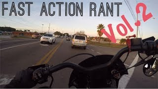 Fast Action Rant Vol.2, Channel comments, various products and more