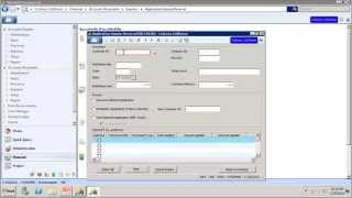 Voiding Payments in Accounts Receivable in Microsoft Dynamics SL
