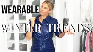 5 WEARABLE WINTER TRENDS YOU SHOULD TRY 2020 | Lindsay Albanese