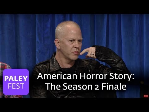 American Horror Story - The Creators On The Season 2 Finale