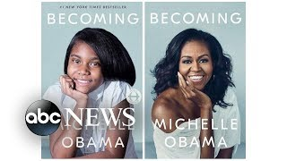 Sixth graders recreate iconic book covers for Black History Month