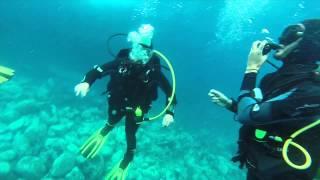 Plongée aux îles Medes (espagne) club Subacausse #Gopro
