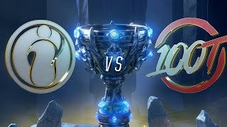 Video IG vs 100 | Worlds Group Stage Day 4 | Invictus Gaming vs 100 Thieves (2018) download MP3, 3GP, MP4, WEBM, AVI, FLV Oktober 2018