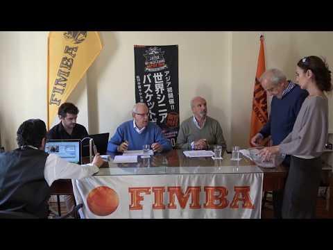 Sorteo FIMBA HD - Campeonato Panamericano Natal 2018