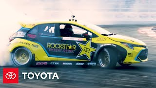 An Inside Look of the Toyota Corolla Hatchback with Formula Drift Racing Driver Fredric Aasbø