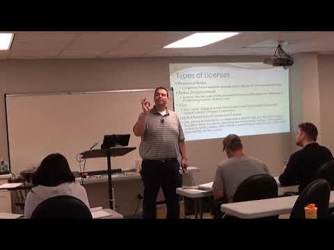 NC License Law And Rules Review Part 1