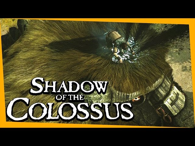 Shadow of the Colossus | Hunting Colossi | PART 1