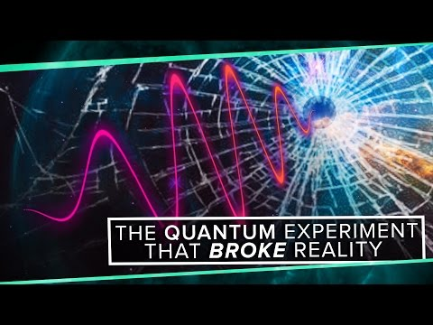 The Double-Slit Experiment Cracked Reality Wide Open