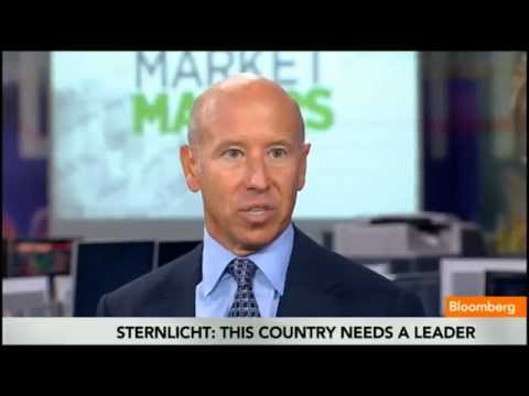 Barry Sternlicht CEO Starwood Capital Group on Bloomberg TV ~ Business ~ Election 2012
