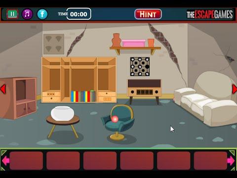 Desolate house escape walkthrough theescapegames youtube for Minimalist house escape 2 walkthrough