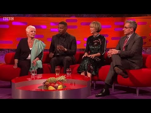 Graham Norton Show With Judi Dench, Steve Carell, Kristen Wiig, Jamie Foxx, HAIM