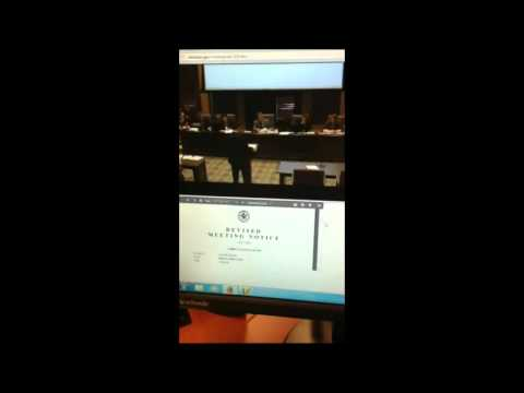Senator Dahm introduces HB 3016 to the HHS Committee - Oklahoma