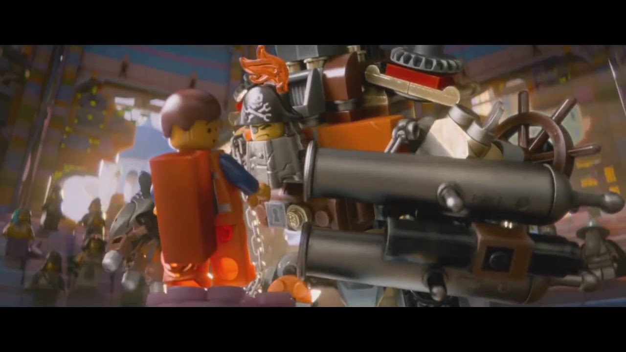 the lego movie metal beard and his tale of woe youtube