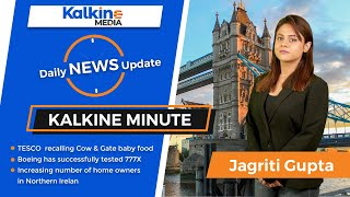 Kalkine Minute London Stock Exchange | Tesco is removing plastic wrapping from its multipack tins..