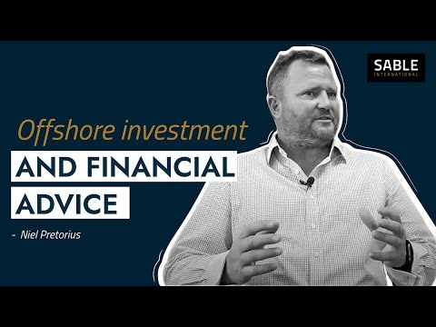 Offshore investment and financial advice